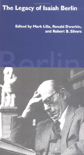 9781590170090: The Legacy of Isaiah Berlin