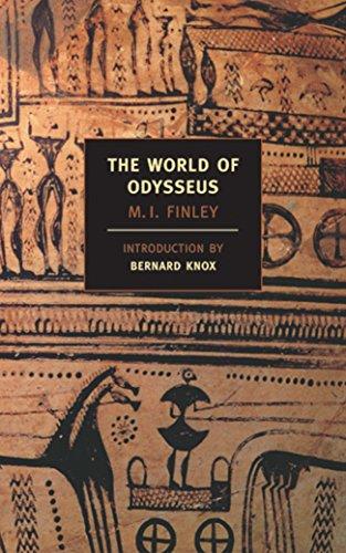 9781590170175: The World of Odysseus (New York Review Books Classics)