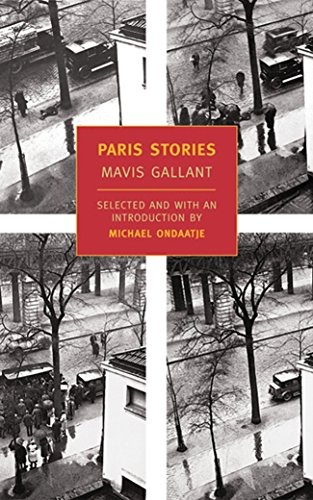 9781590170229: Paris Stories (New York Review Books Classics)