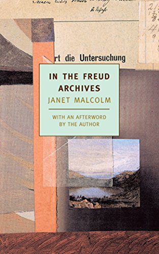 9781590170274: In the Freud Archives (New York Review Books Classics)