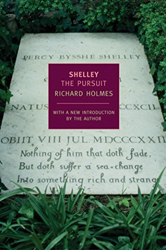 9781590170373: Shelley: The Pursuit (New York Review Books)