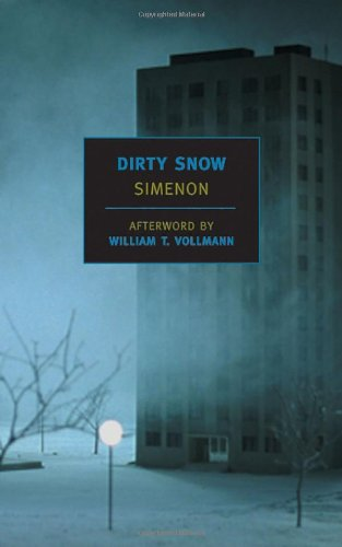 9781590170434: Dirty Snow (New York Review Books Classics)