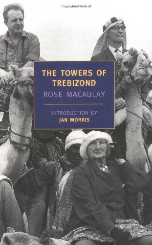 9781590170588: The Towers of Trebizond (New York Review Books Classics)