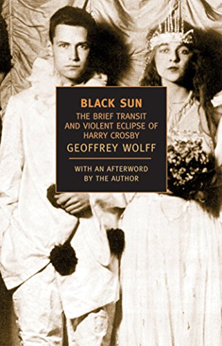 9781590170663: Black Sun: The Brief Transit and Violent Eclipse of Harry Crosby (New York Review Books Classics)