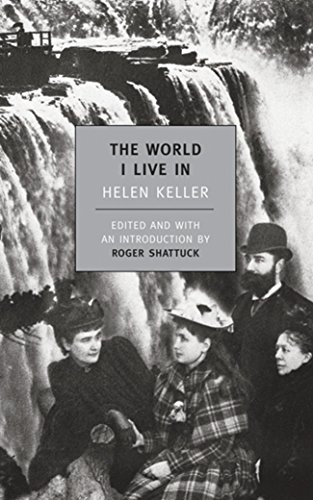 9781590170670: The World I Live In (New York Review Books Classics)