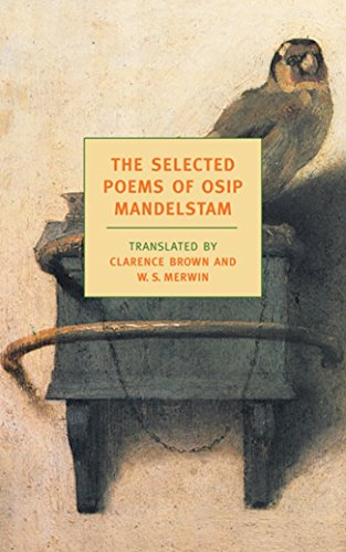9781590170915: The Selected Poems of Osip Mandelstam (New York Review Books Classics)