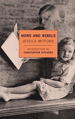 Hons and Rebels: Professor Jessica Mitford
