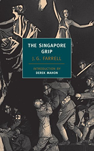9781590171363: The Singapore Grip (New York Review Books Classics)