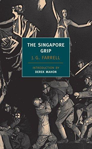 9781590171363: The Singapore Grip (New York Review Books Classics)