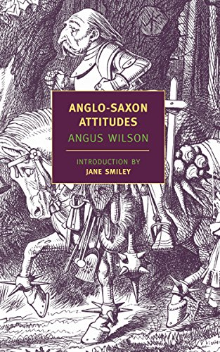 9781590171424: Anglo-Saxon Attitudes (New York Review Books Classics)