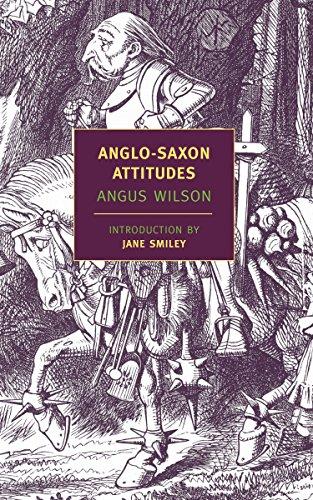 9781590171424: Anglo-Saxon Attitudes (New York Review Books Classics)