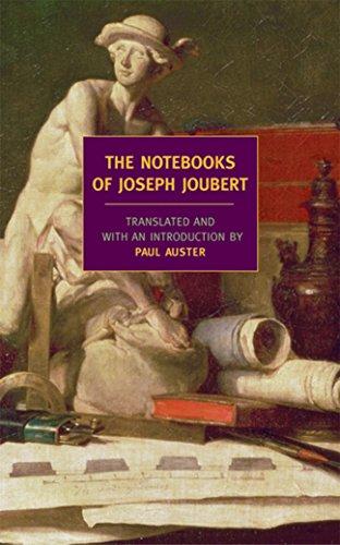 9781590171486: The Notebooks Of Joseph Joubert (New York Review Books Classics)