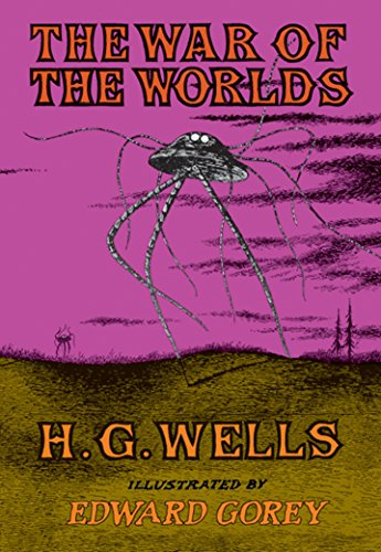 The War of the Worlds: H. G. Wells