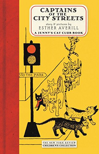 9781590171745: Captains Of The City Streets (Jenny's Cat Club)
