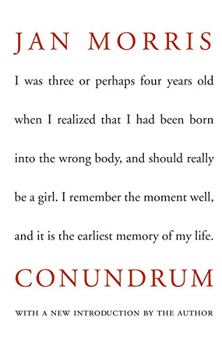 9781590171899: Conundrum (New York Review Books Classics)