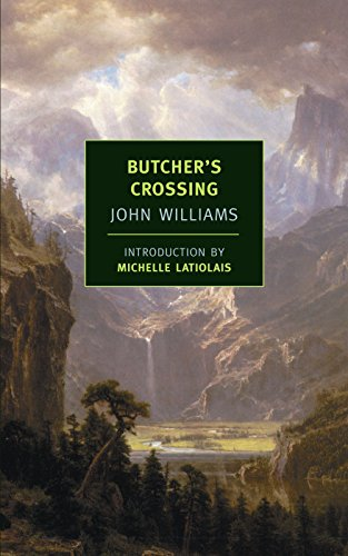 9781590171981: Butcher's Crossing (New York Review Books Classics)