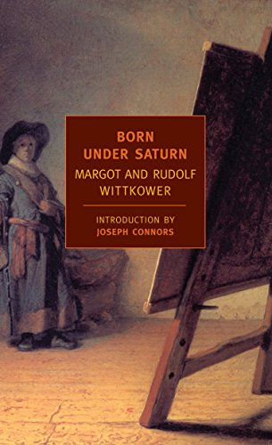 9781590172131: Born Under Saturn: The Character and Conduct of Artists (New York Review Books Classics)