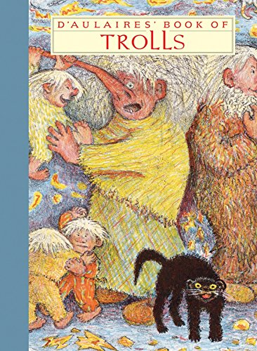 9781590172179: D'Aulaires' Book of Trolls (New York Review Children's Collection)