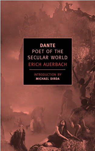 9781590172193: Dante: Poet of the Secular World