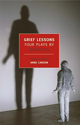 9781590172537: Grief Lessons: Four Plays by Euripides (New York Review Books (Paperback))
