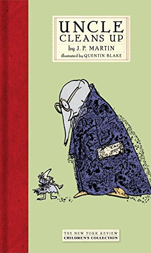 9781590172766: Uncle Cleans Up (New York Review Children's Collection)