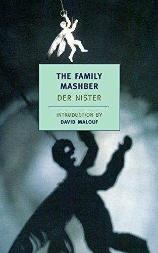 9781590172797: The Family Mashber (New York Review Books)
