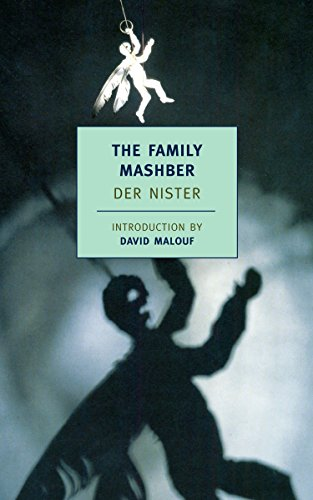 9781590172797: The Family Mashber (New York Review Books Classics)