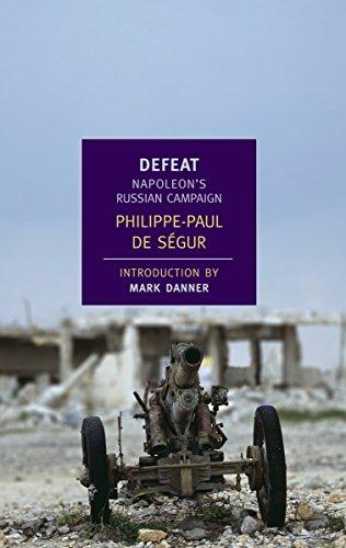 9781590172827: Defeat: Napoleon's Russian Campaign (New York Review Books Classics)