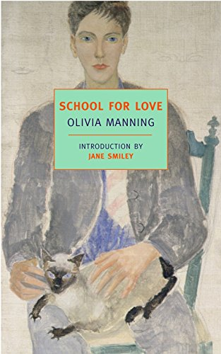 9781590173039: School for Love (New York Review Books Classics)