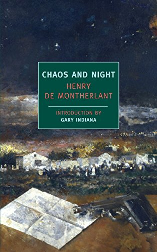 9781590173046: Chaos and Night (New York Review Books Classics)