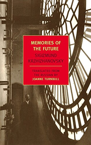 9781590173190: Memories of the Future (New York Review Books Classics)