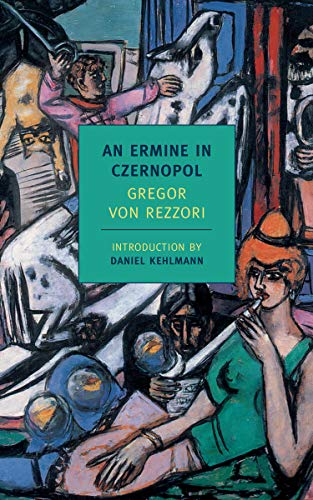 9781590173411: An Ermine in Czernopol (New York Review Books Classics)