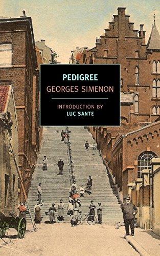 9781590173510: Pedigree (Nyrb Classics)