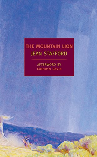 9781590173527: The Mountain Lion (New York Review Books Classics)