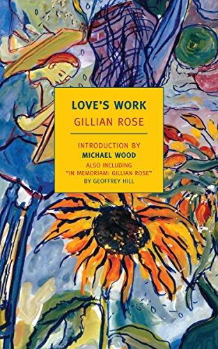 9781590173657: Love's Work (New York Review Books Classics)