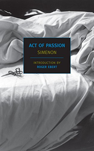 9781590173855: Act of Passion (New York Review Books Classics)