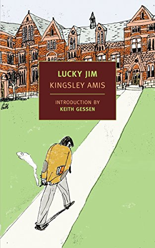 9781590175750: Lucky Jim (New York Review Books Classics)