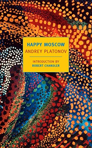 9781590175859: Happy Moscow (New York Review Books Classics)