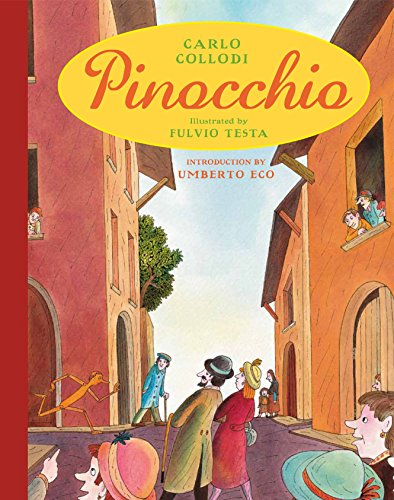9781590175880: Pinocchio (illustrated) (New York Review Children's Collection)