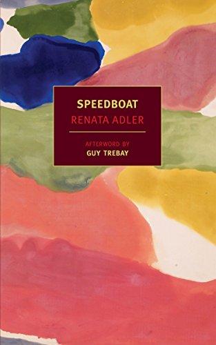 9781590176139: Speedboat (NYRB Classics)