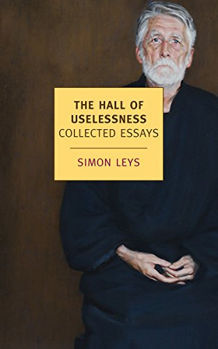 9781590176207: The Hall of Uselessness: Collected Essays (New York Review Books Classics)