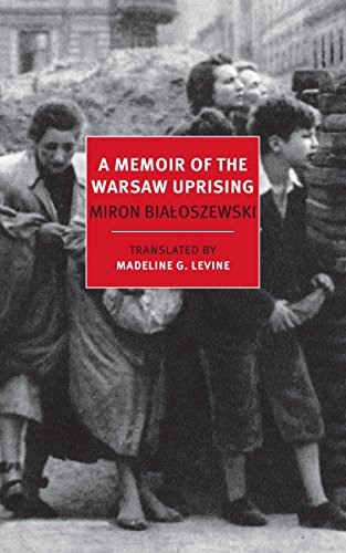 9781590176658: A Memoir of the Warsaw Uprising