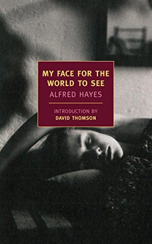 9781590176672: My Face For the World to See (New York Review Books Classics)