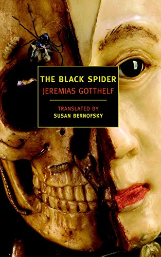 9781590176689: The Black Spider (New York Review Books Classics)
