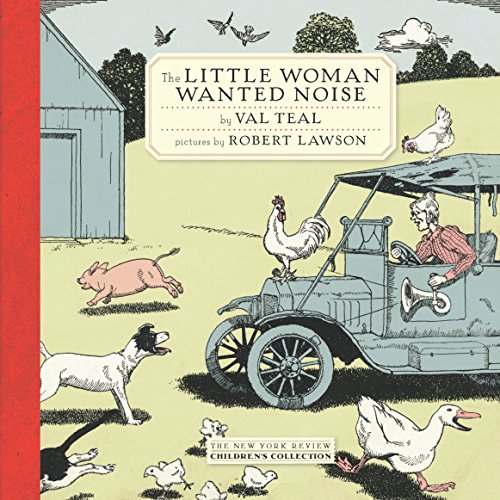 9781590177112: The Little Woman Wanted Noise (New York Review Books Children's Collection)