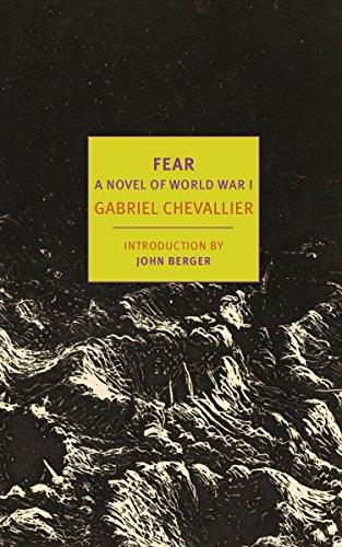 9781590177167: Fear: A Novel of World War I (New York Review Books Classics)