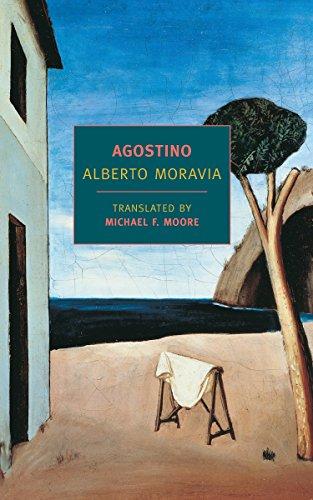 9781590177235: Agostino (New York Review Books Classics)