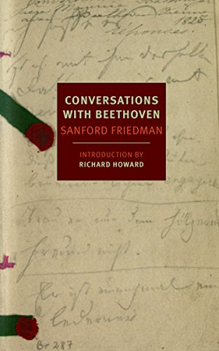 9781590177624: Conversations with Beethoven (NYRB Classics)