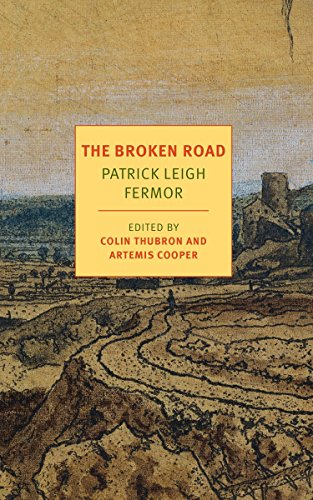 9781590177792: The Broken Road: From the Iron Gates to Mount Athos (NYRB Classics)