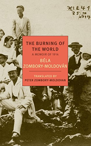 9781590178096: The Burning of the World: A Memoir of 1914